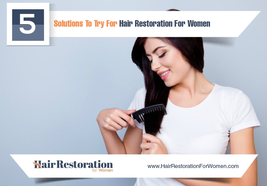 try rogaine and other minoxidil solutions